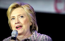 Hillary Clinton is first woman to win major party nomination