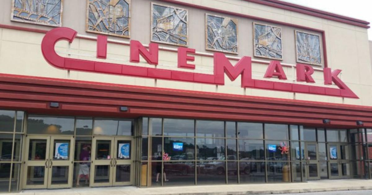 Cinemark Bans Big Bags In Its Theaters Citing Security Concerns