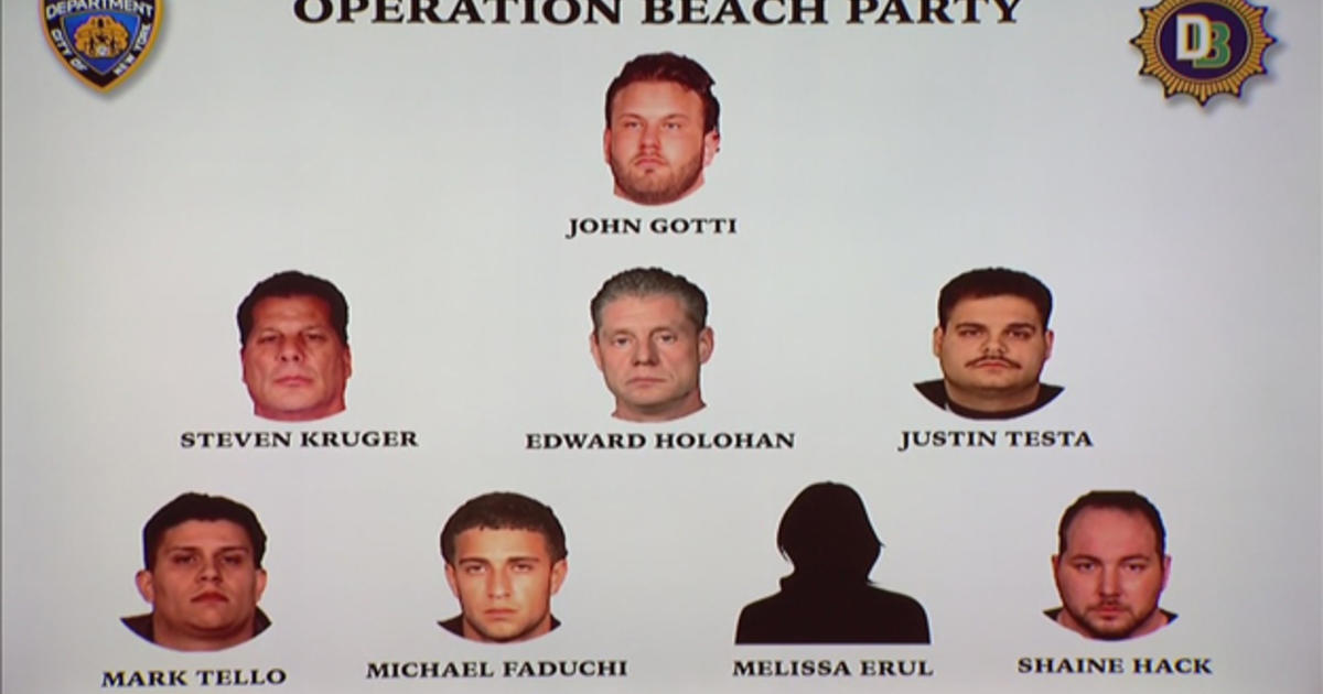John Gotti, grandson of mob boss, arrested in Queens, New ...