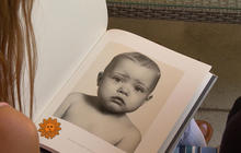 How prescient is a baby photo?
