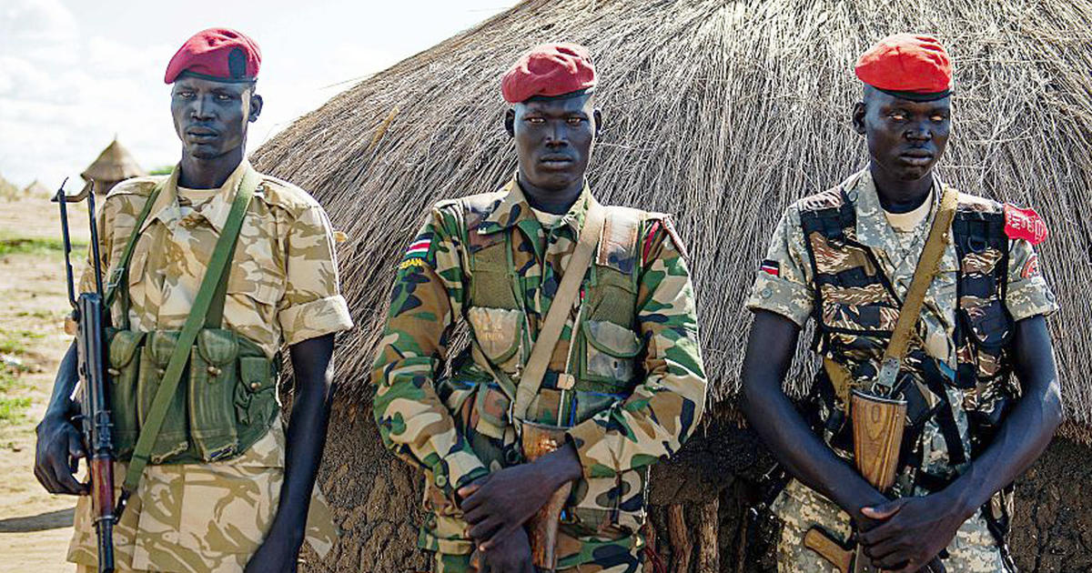 Rampaging South Sudan troops raped foreigners, killed local
