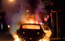 Police shooting protests turn violent in Milwaukee