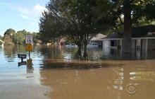 Rain stops, but flooding continues in Louisiana