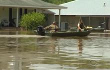 Desperate search and rescue continues in Louisiana