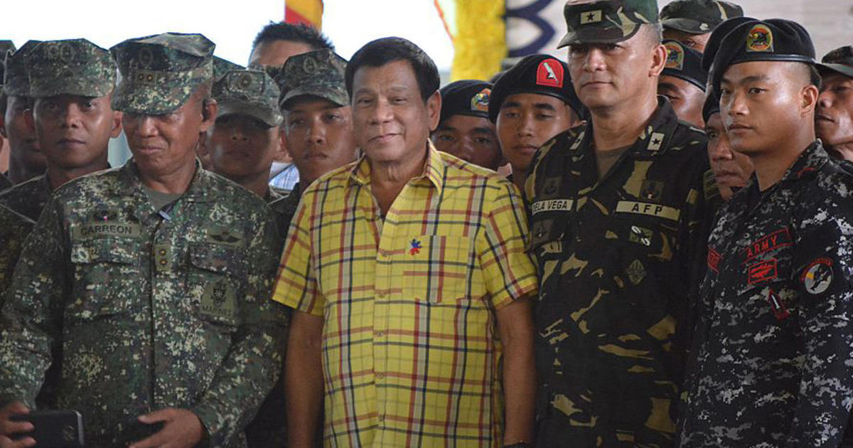 Philippines President Rodrigo Duterte threatens to quit the United Nations over human rights criticism