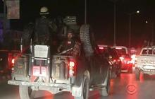American University attacked in Afghanistan