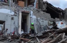 Aftermath of Italy earthquake