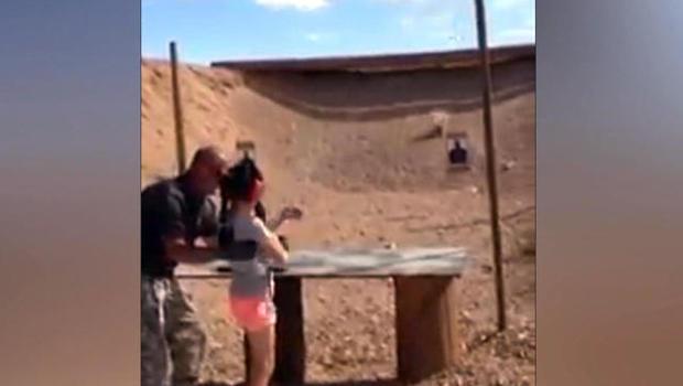 Family sues Arizona gun range after 9-year-old kills their dad