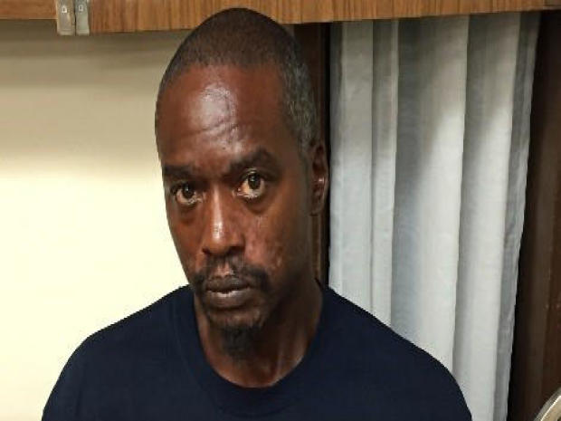 Rodney Earl Sanders of Kosciusko, Mississippi, is seen in an undated photo released by the Mississippi Department of Public Safety.