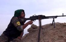Heavy fighting on the Turkey-Syria border