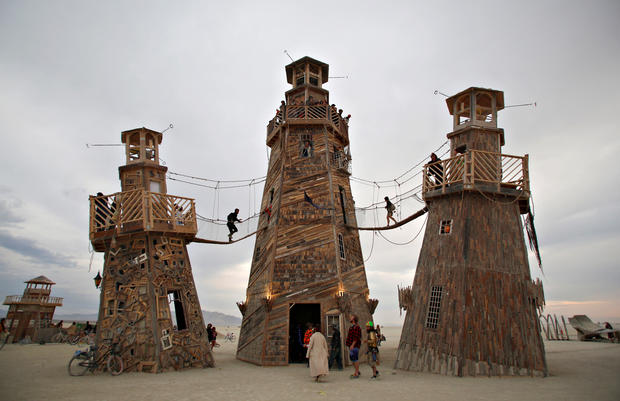 Burning Man - Burning Man 2016 - Pictures - CBS News