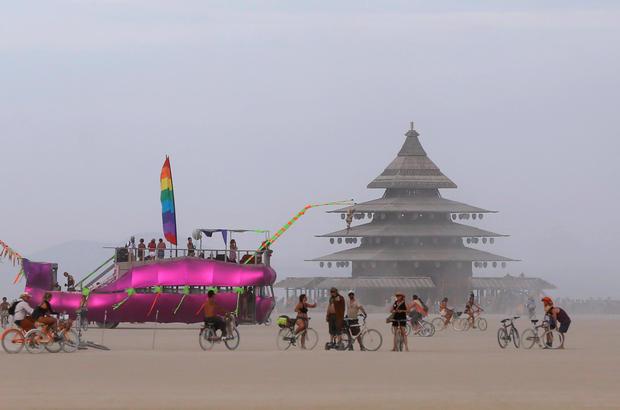 Burning Man 2016