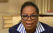 """Oprah on most emotional, striking part of """"Underground Railroad"""""""