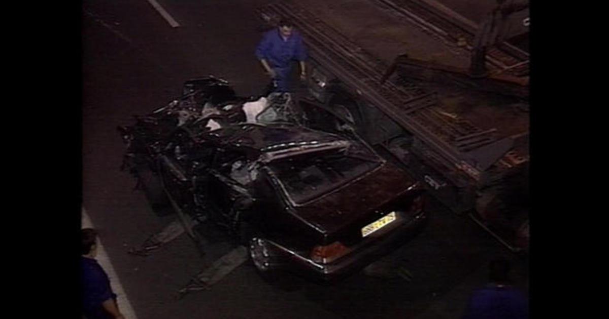 August 31 1997 Princess Diana S Tragic Death Stuns The World