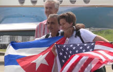 Excitement over first flights from U.S. to Cuba