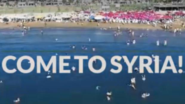 Syria Tourism Promotional Videos Draw Anger As Bombs Kill Dozens
