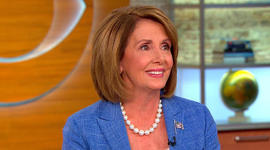 "Pelosi: ""Too much is being made of"" Clinton email investigation"