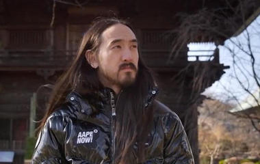Steve Aoki on how he defied his famous dad to pursue music