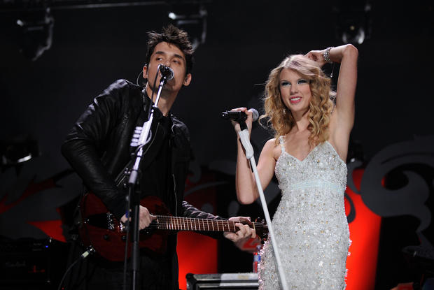 Match these Taylor Swift songs to her ex-boyfriends