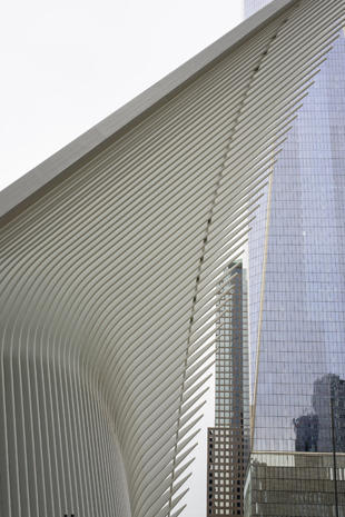 Oculus: The new World Trade Center Transportation Hub