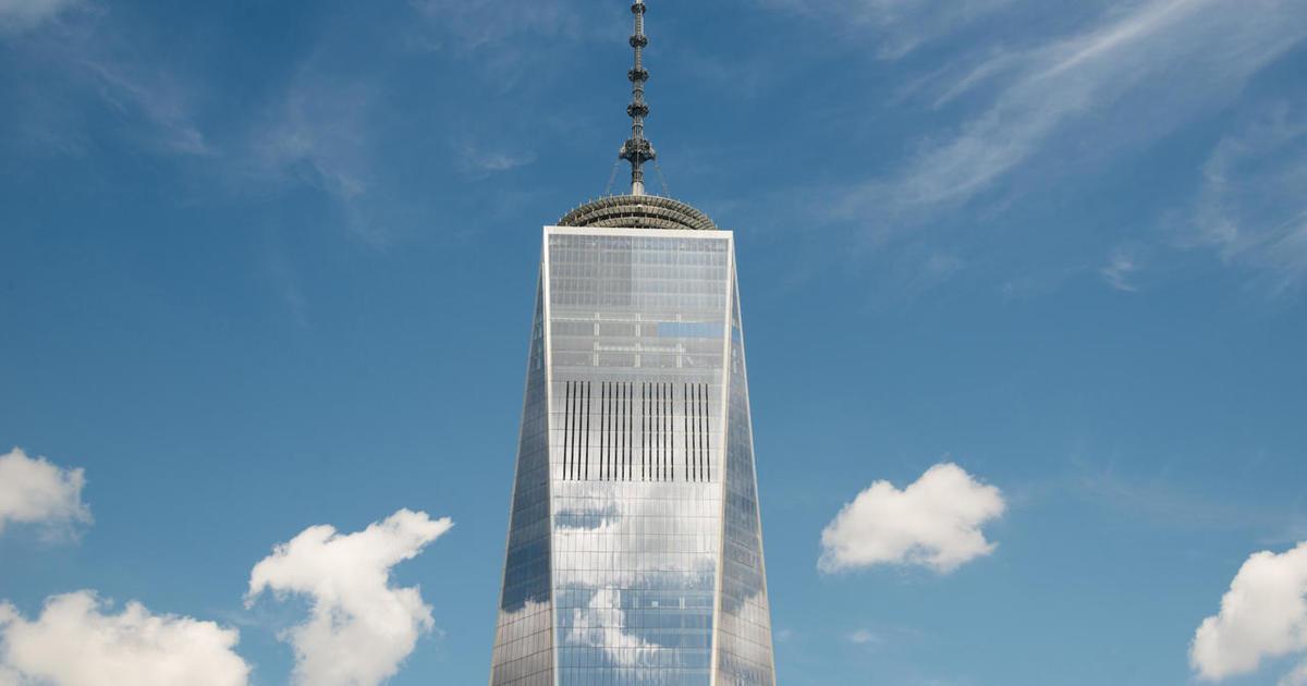 One World Trade Center One World Trade Center Pictures Cbs News