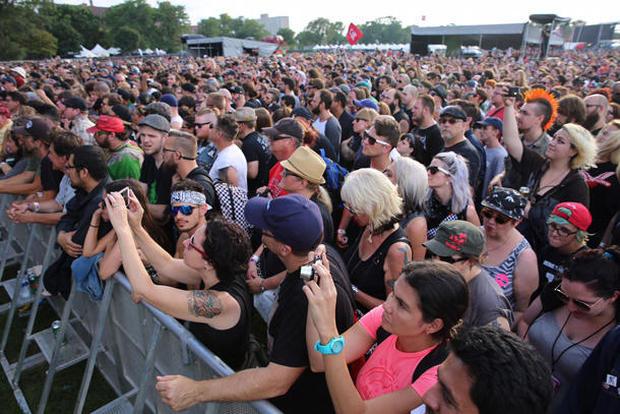 Chicago's punk/rock Riot Fest