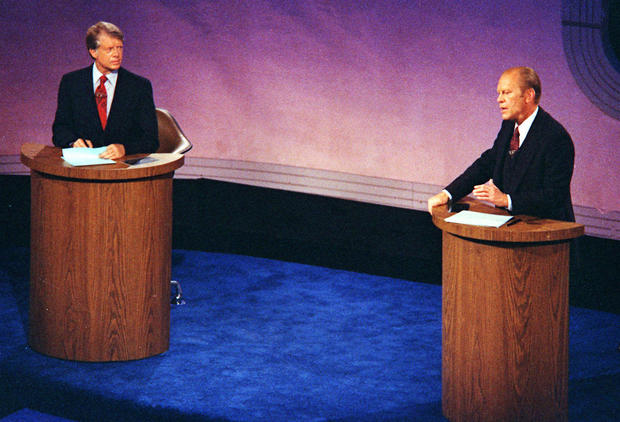 Most memorable debate moments