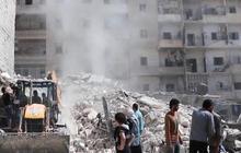 Syria talks fall apart as airstrikes worsen