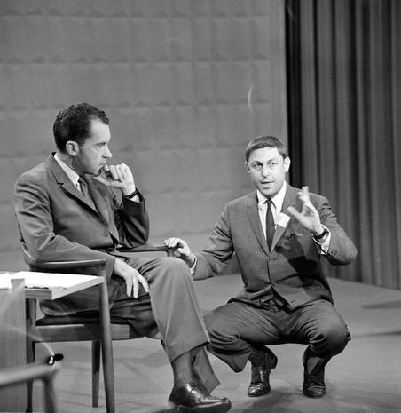 Kennedy And Nixon 1960 Kennedy And Nixon The Great Debates Of