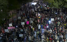 Charlotte protesters demand to see police shooting video
