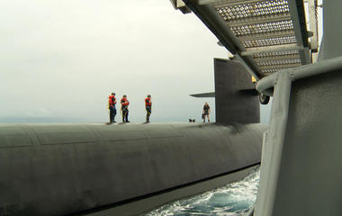 "60 Minutes aboard the ""deadliest engine of destruction"""