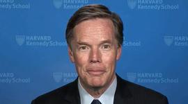Ambassador Nicholas Burns on the Syrian war