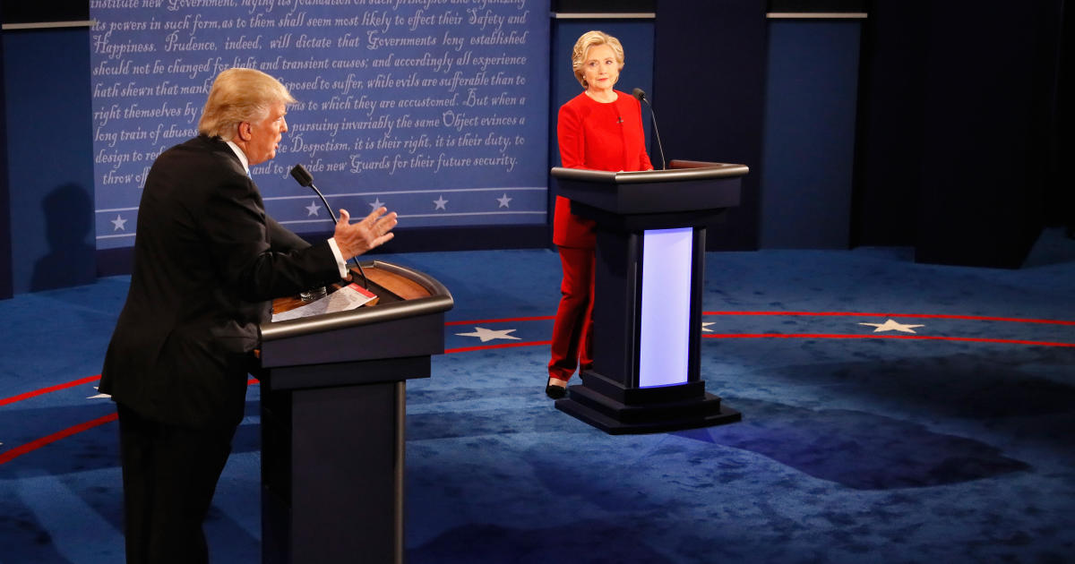 Women hear sexism and bullying in Trump's debate remarks ...