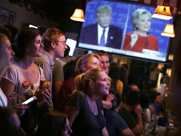 clinton-trump-debate-watching-getty-610602174.jpg