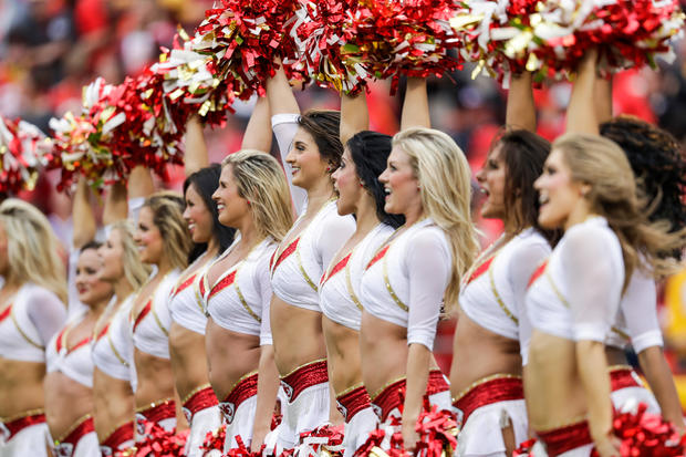 NFL cheerleader dating studentbeste New Zealand dating nettsteder