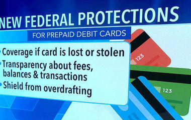 Feds issue new rules to boost prepaid debit card security