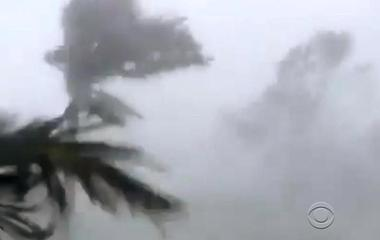 Hurricane Nicole hits Bermuda