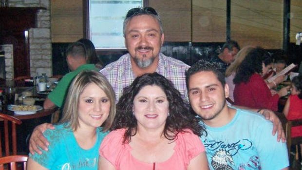 Nikki, Bill, Frances and Justin Hall