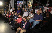 Undecided voters react to final debate between Trump and Clinton