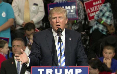Full Video: Trump promises religious liberty, continues rigged election claims