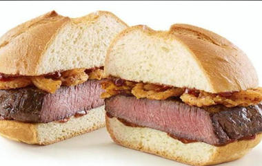 Arby's cooks up venison sandwiches in select locations