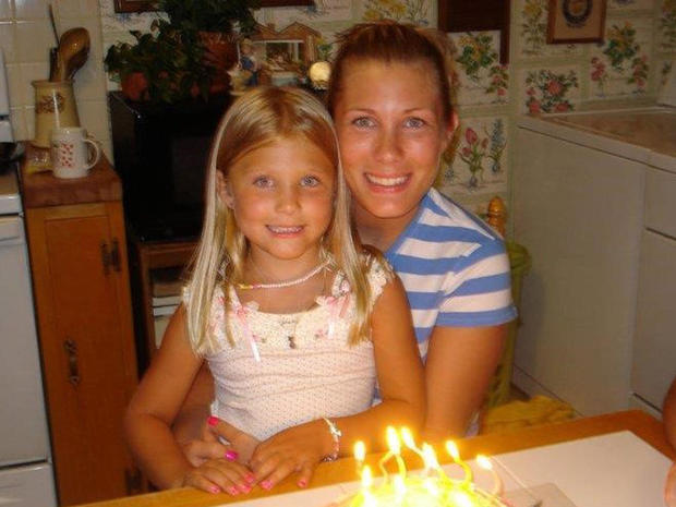 Shelley Mook and daughter, Lilli