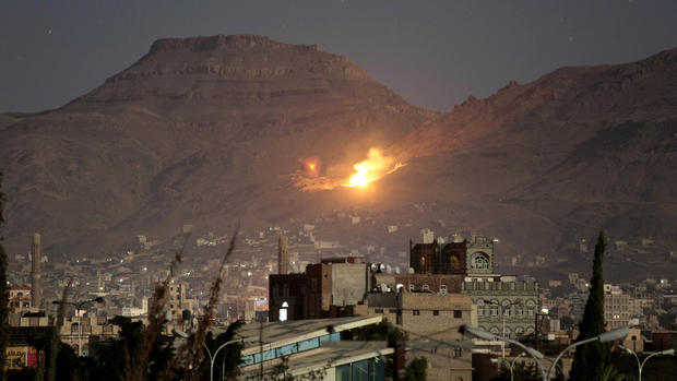 Saudi Arabia: Yemen rebels fire missile toward Mecca - CBS News
