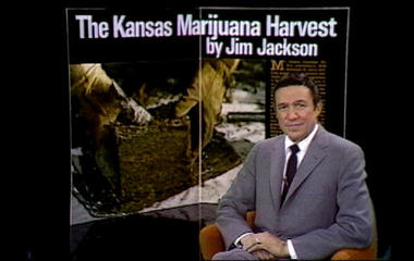 60 Minutes' first report on marijuana