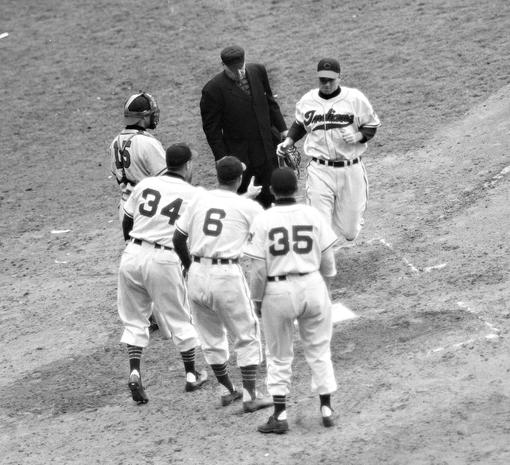 The last time the Cleveland Indians won the World Series