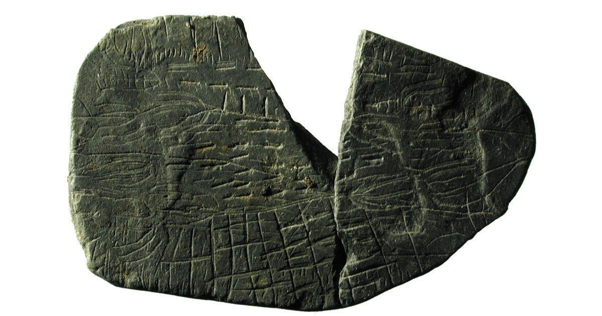 Ancient scratched stones could be world's earliest maps