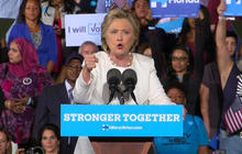 Full Video: Hillary Clinton campaigns in Fort Lauderdale
