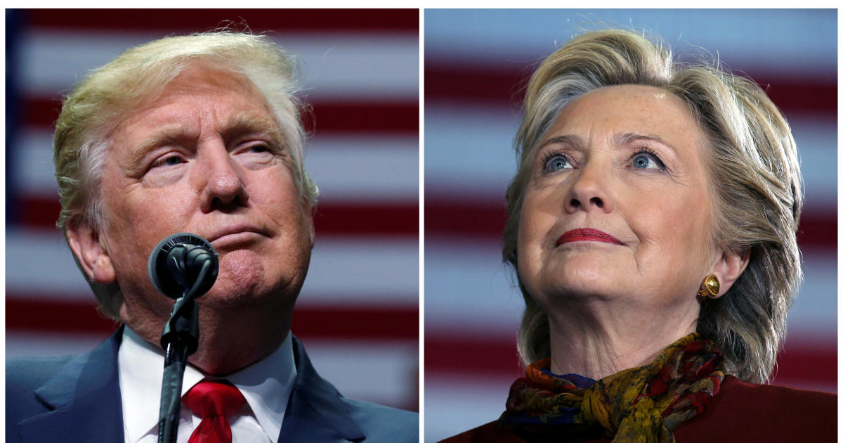 Who Won The 2016 US Presidential Election Live Results CBS News
