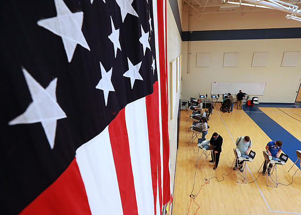 Election Day 2016: America votes