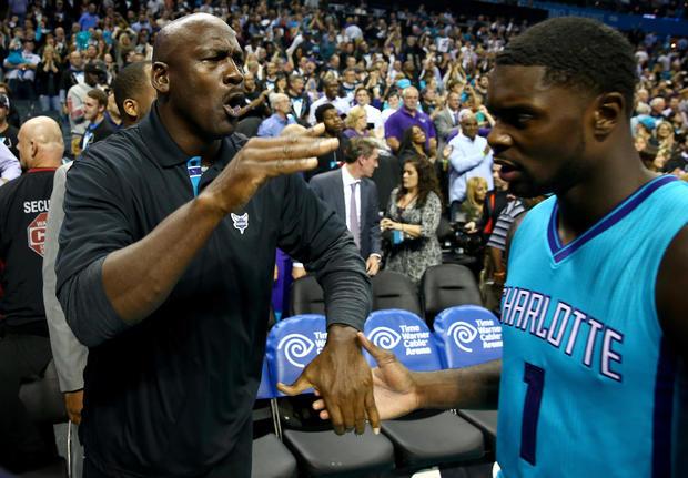 Charlotte Hornets: Michael Jordan - Celebrity fans of every